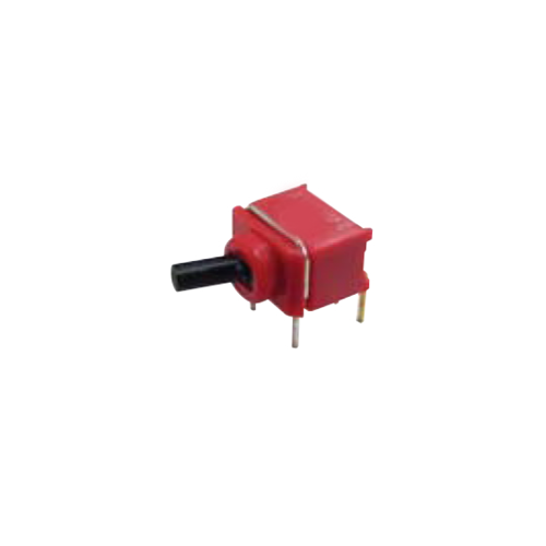 rjs-toggle-switch-2u-m6-spdt PCB, Panel mount, Toggle Switches, IP rated, without LED illumination, guards and accessories available. Miniature toggle switch, sealed waterproof toggle switch, sub-miniature toggle switches, ultraminiature toggle switches. Horizontal, right angle, vertical toggle switch. RJS Electronics Ltd.