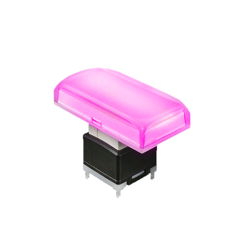 spg 1/2 rectangle push button switch, broadcast switches, rjs electronics
