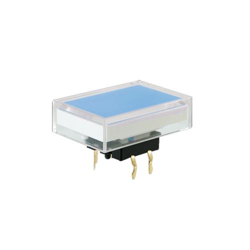 spl16 rectangular cap push button switch rjs electronics