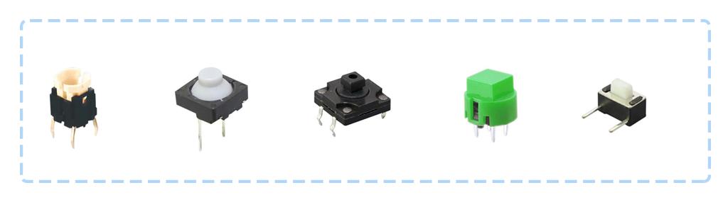 tact switches RJS Electronics ltd.