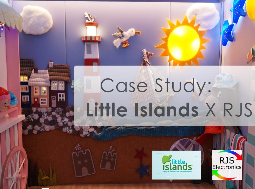 Little Islands X RJS