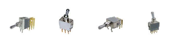 toggle switch series, rjs electronics ltd