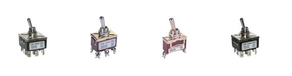 toggle switches, RJS-LPO, RJS electronics ltd