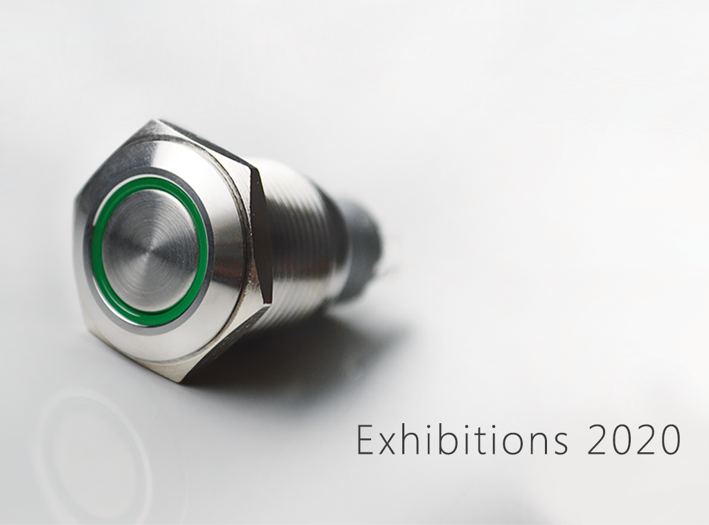 save the date for the upcoming shows of 2020. RJS Electronics Ltd.