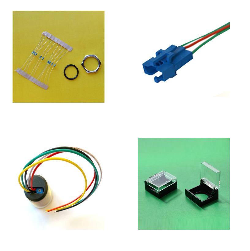 RJS Electronics Ltd, custom wiring and connectors with resistors, o-rings and wiring and connectors, RJS Electronics Ltd